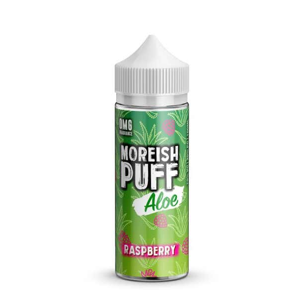 Raspberry Aloe Shortfill by Moreish Puff
