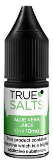 True Salts Aloe Vera Juice Nicotine Salt