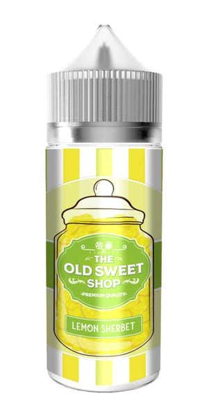 Lemon Sherbet Shortfill by The Old Sweet Shop