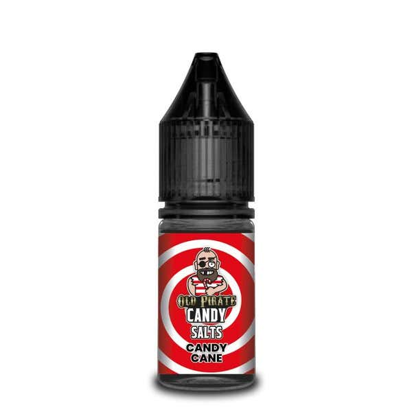 Candy SALTS Candy Cane Nicotine Salt by Old Pirate