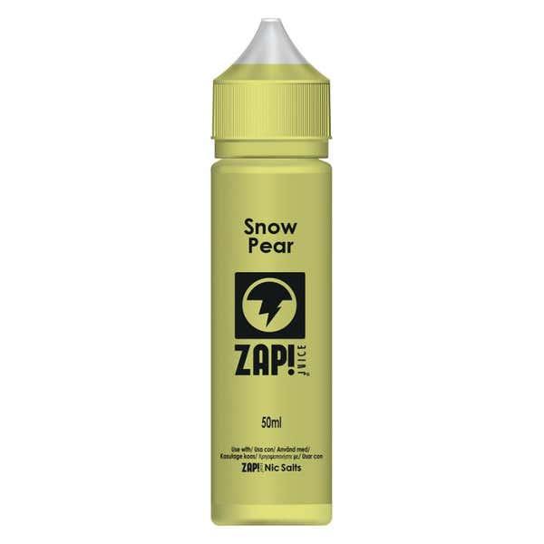 Snow Pear Shortfill by Zap!