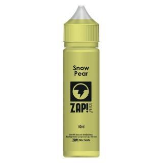Zap! Snow Pear Shortfill