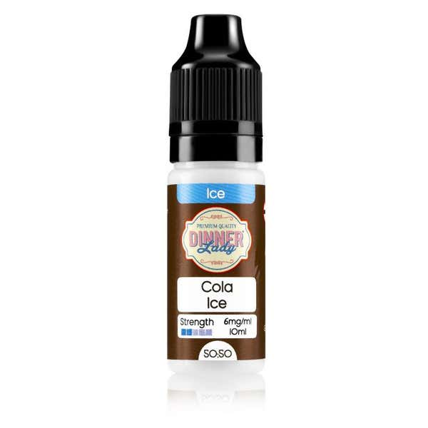 Cola Ice Regular 10ml by Dinner Lady