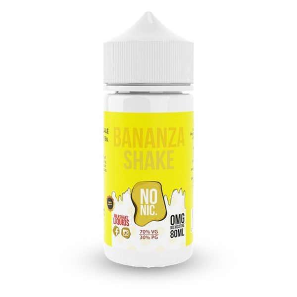 Bananza Shake Shortfill by Milkshake