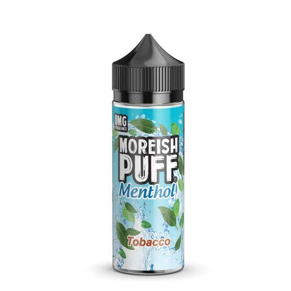Tobacco Menthol Shortfill by Moreish Puff