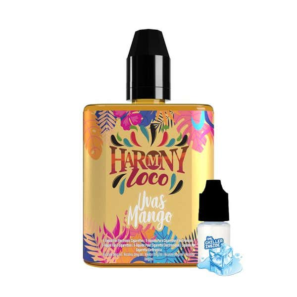 Uvas Mango Shortfill by Harmony Loco