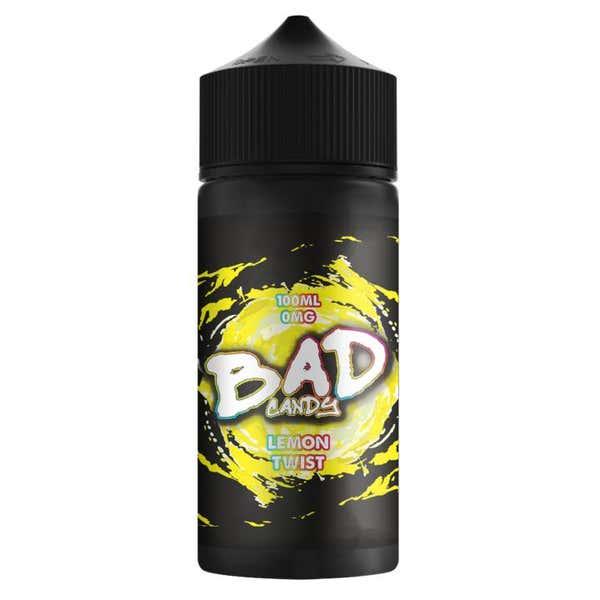 Lemon Twist Shortfill by BAD Juice