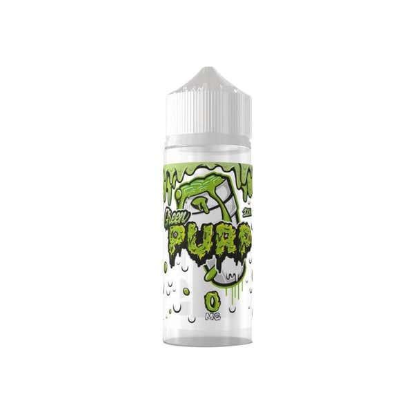 Green Purp Shortfill by PURP
