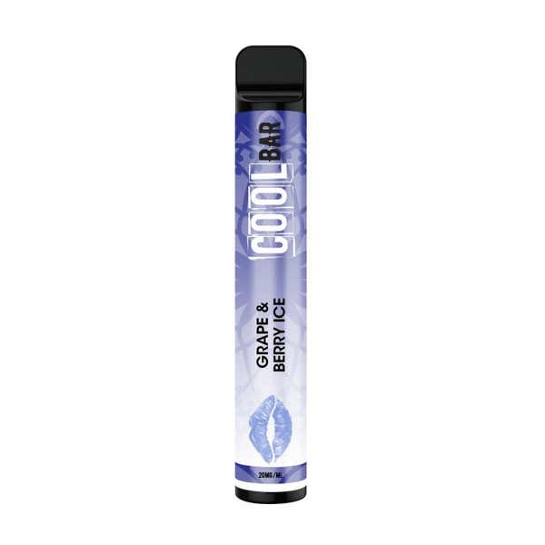 Grape Berry Ice Disposable by Cool Bar