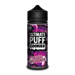 Ultimate Puff Cookies Black Forrest Shortfill
