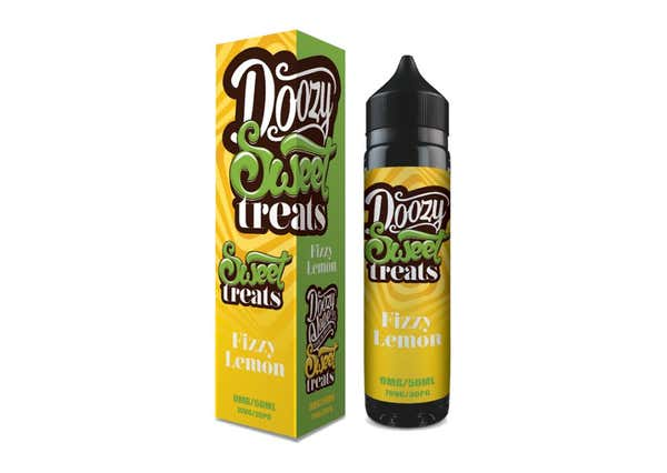 Fizzy Lemon Shortfill by Doozy Vape Co
