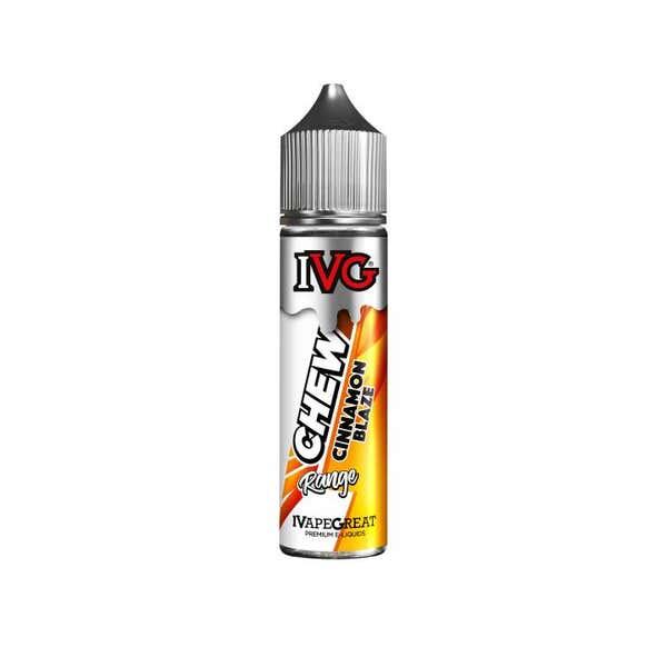 Cinnamon Blaze Shortfill by IVG