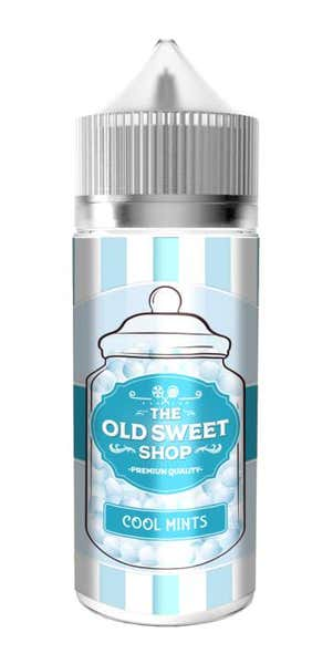 Cool Mints Shortfill by The Old Sweet Shop