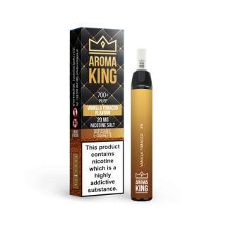 Aroma King Vanilla Tobacco Disposable Vape
