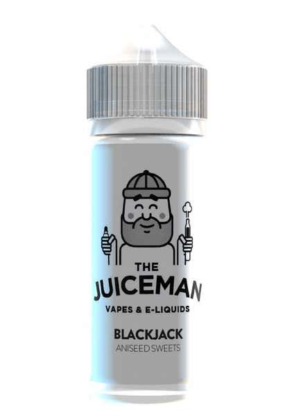 Blackjack Shortfill by The Juiceman