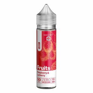 RED Raspberry & Lycherry Shortfill