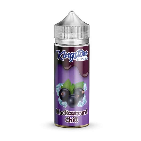 Blackcurrant Chill Shortfill by Kingston e-Liquids