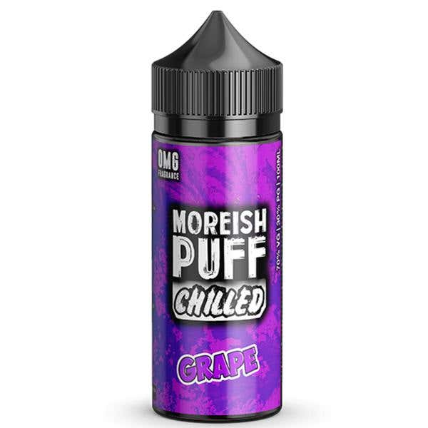 Grape Chilled Shortfill by Moreish Puff