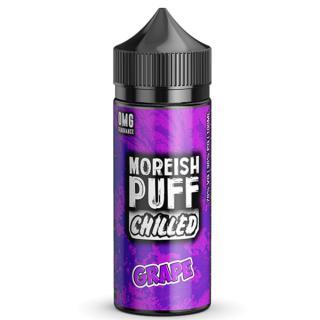 Moreish Puff Grape Chilled Shortfill