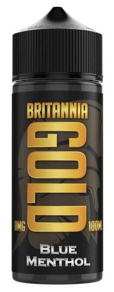 Blue Menthol Shortfill by Britannia Gold