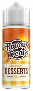 Flavour Treats Butterscotch Shortfill