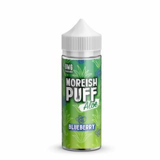 Moreish Puff Blueberry Aloe Shortfill