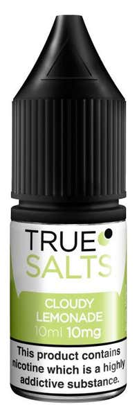 Cloudy Lemonade Nicotine Salt by True Salts