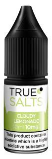 True Salts Cloudy Lemonade Nicotine Salt