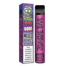 Mixed Berries Disposable by Zombie Bar