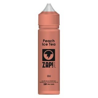 Zap! Peach Ice Tea Shortfill
