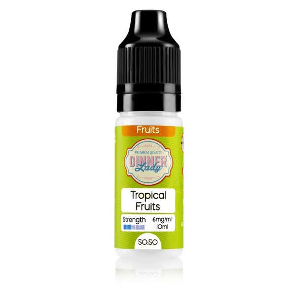 Tropical Fruits Regular 10ml by Dinner Lady