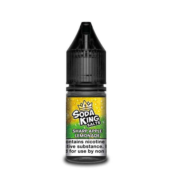 Sharp Apple Lemonade Nicotine Salt by Soda King
