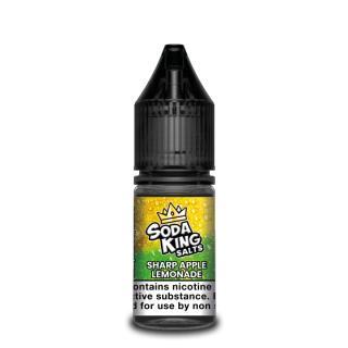 Soda King Sharp Apple Lemonade Nicotine Salt