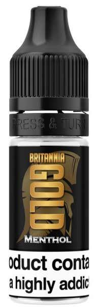 Menthol Regular 10ml by Britannia Gold