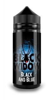 Black Widow Black & Blue Shortfill