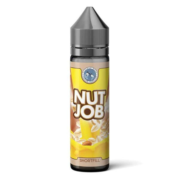 Nut Job Shortfill by Flavour Boss