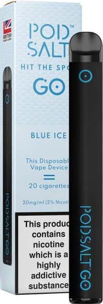 Blue Ice Disposable by Pod Salt