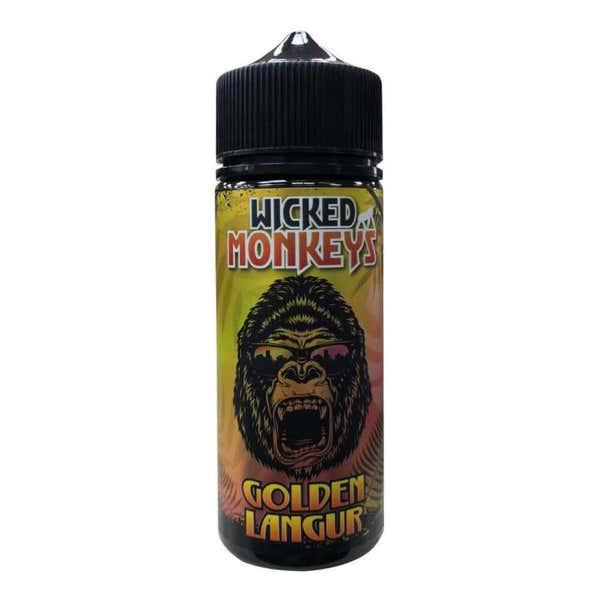 Golden Langur Shortfill by Wicked Monkey