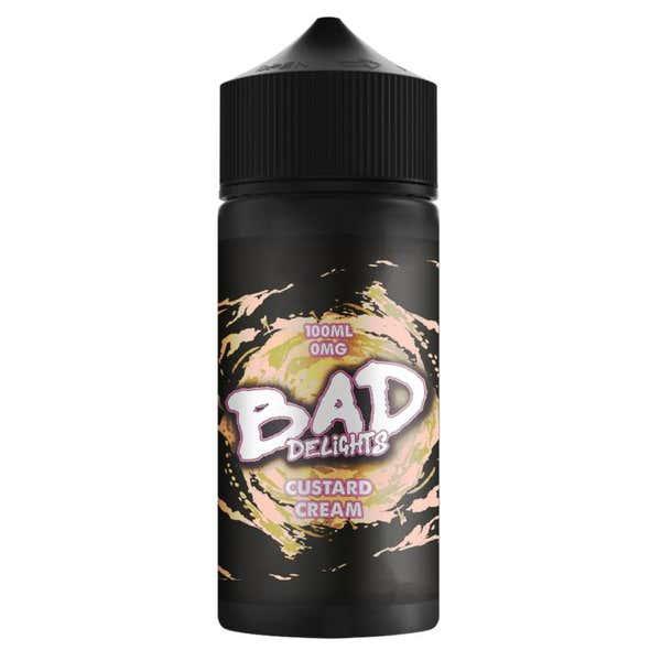 Custard Cream Shortfill by BAD Juice
