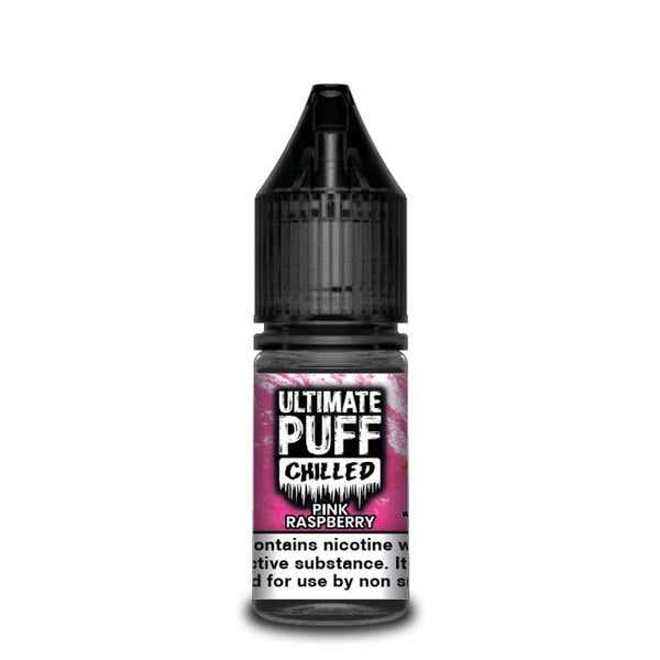 Pink Raspberry Regular 10ml by Ultimate Puff