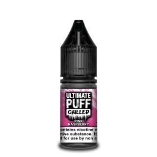 Ultimate Puff Pink Raspberry Regular 10ml