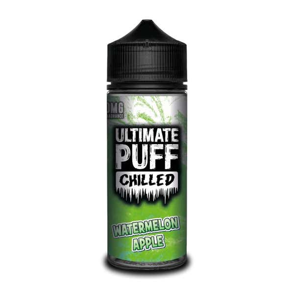 Chilled Watermelon Apple Shortfill by Ultimate Puff