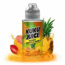 Mango Pineapple Guava Shortfill by Kuku