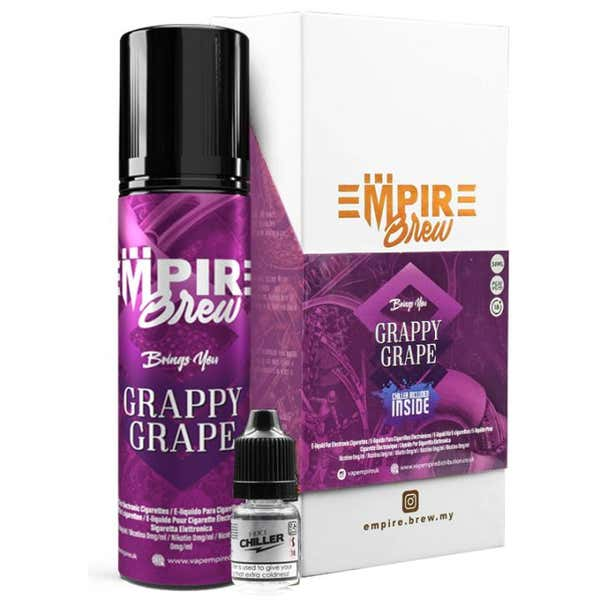Grappy Grape Shortfill by Empire Brew