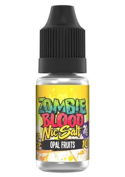 Opal Fruits Nicotine Salt by Zombie Blood