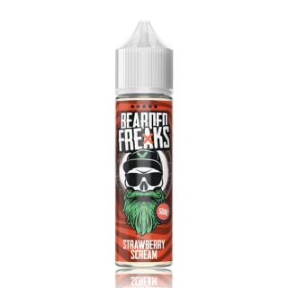Bearded Freaks Strawberry Scream Shortfill