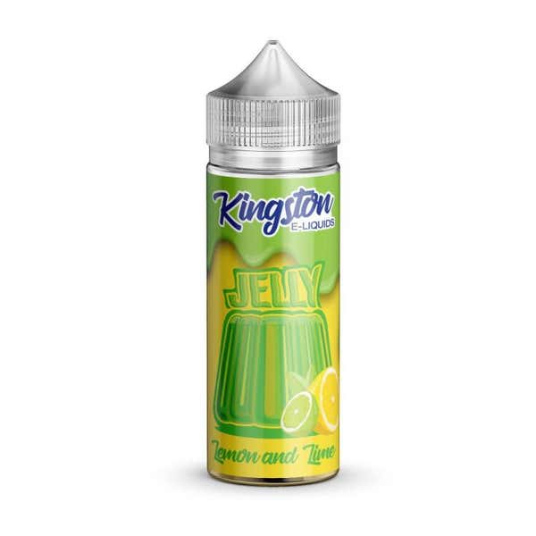 Lemon & Lime Jelly Shortfill by Kingston