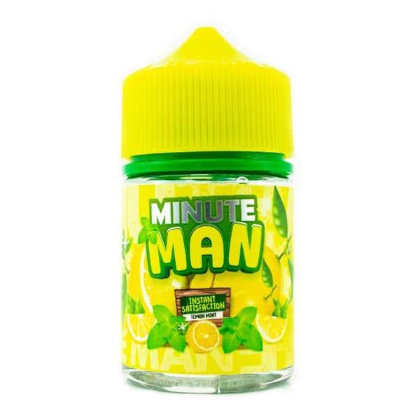 Lemon Mint Shortfill by Minute Man