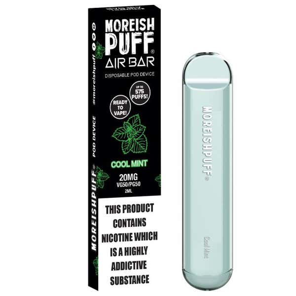 Cool Mint Disposable by Moreish Puff