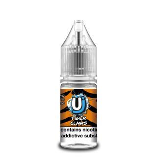Ultimate Juice Tiger Claws Regular 10ml
